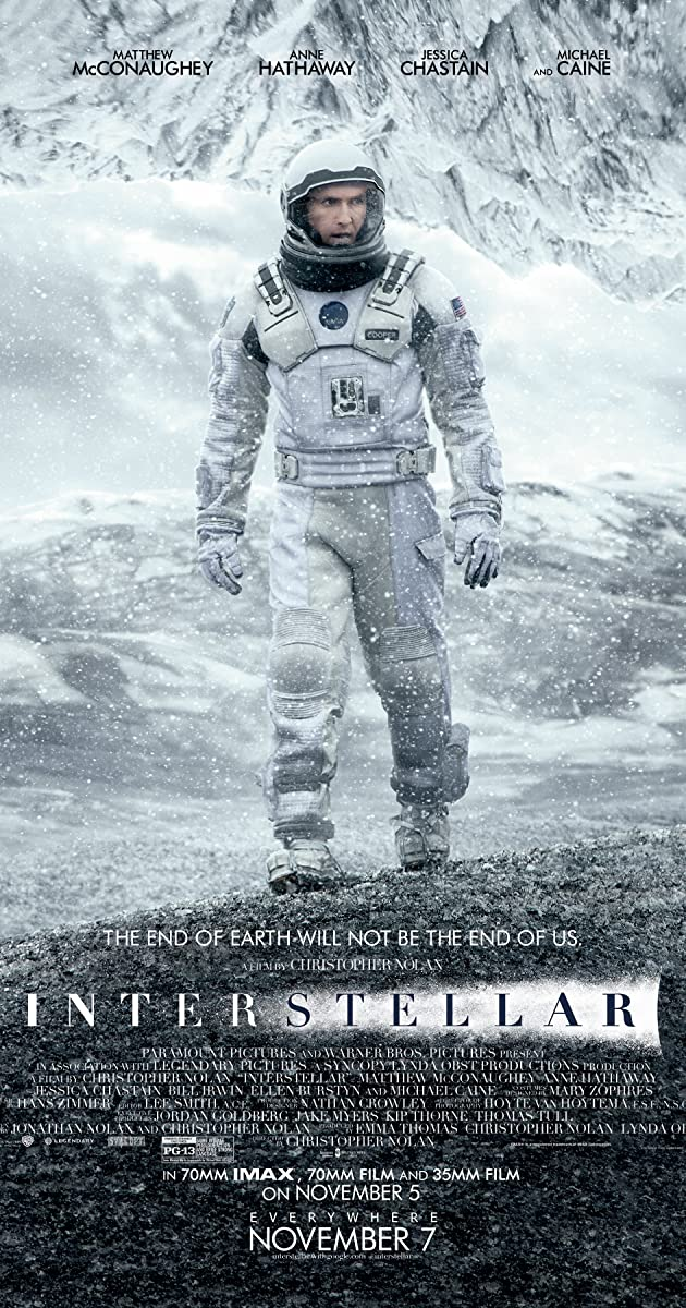 Interstellar (2014) - Plot Summary - IMDb