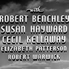 Susan Hayward, Robert Benchley, Cecil Kellaway, Elizabeth Patterson, and Robert Warwick in I Married a Witch (1942)