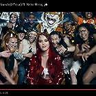 Katy Perry and Roman Xing in Katy Perry Feat. Nicki Minaj: Swish Swish (2017)