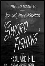Sword Fishing Poster