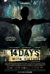 Joe Dixon, Fernando Tielve, and Margo Stilley in 14 Days with Victor (2010)