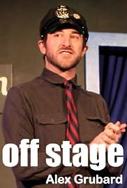 Off Stage: Alex Grubard