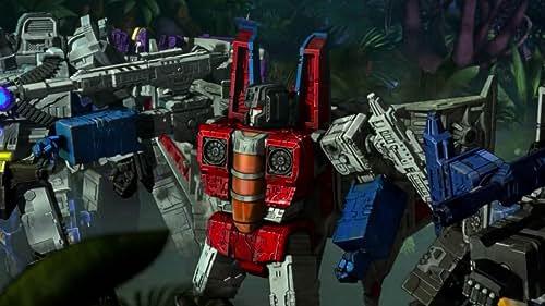 Transformers: War For Cybertron: Kingdom (Dutch Trailer 1 Subtitled)