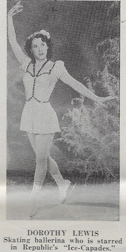 Dorothy Lewis in Ice-Capades (1941)