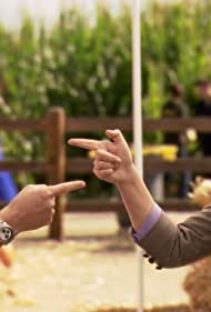 Adam Scott and Amy Poehler in Parks and Recreation (2009)