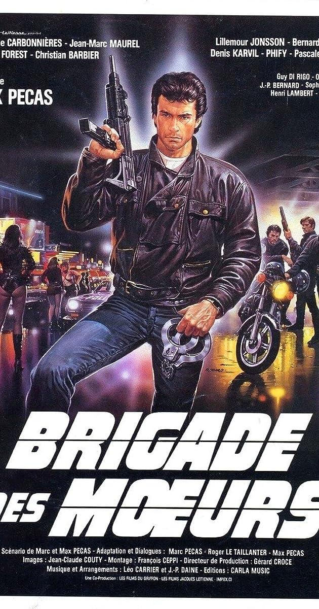 Subtitle of Brigade des moeurs