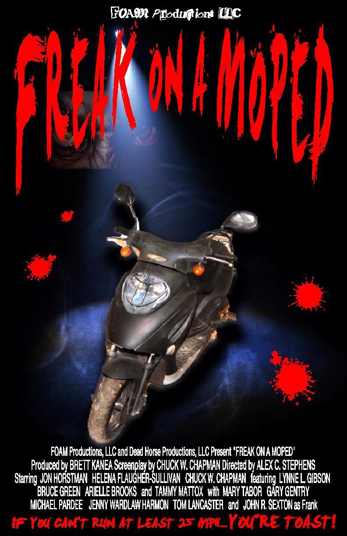 Freak on a Moped 2016