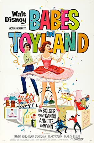 Babes in Toyland Poster Image