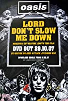 Lord Don't Slow Me Down
