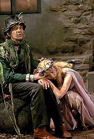 Josef Kemr and Helena Jandová in Pohádka o lidské dusi (1986)