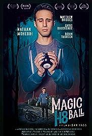 Magic H8 Ball Poster