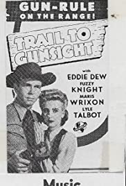 Trail to Gunsight Poster