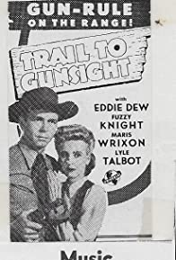 Primary photo for Trail to Gunsight