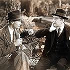 Bela Lugosi and Dave O'Brien in The Devil Bat (1940)