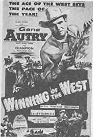 Winning of the West Poster