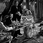 Peter Lorre, Michèle Morgan, Steve Cochran, and James Westerfield in The Chase (1946)