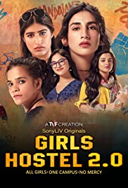 Girls Hostel 2.0 : Season 2 Hindi WEB-DL 480p & 720p | [Complete]