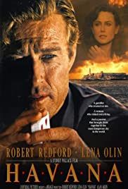 Havana (1990) Poster - Movie Forum, Cast, Reviews