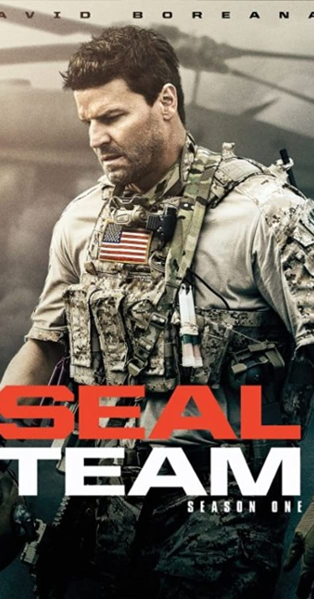 SEAL Team: Season 1 - Seal Team Season One Debriefing (Video 2018