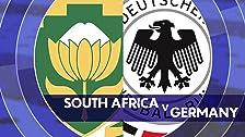 Sudáfrica vs.Alemania