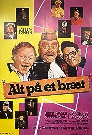 Alt på et bræt(1977) Poster - Movie Forum, Cast, Reviews