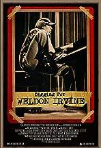 Digging for Weldon Irvine