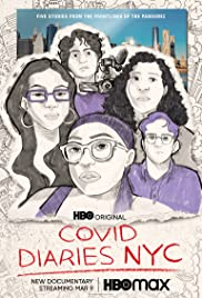 Covid Diaries NYC Poster