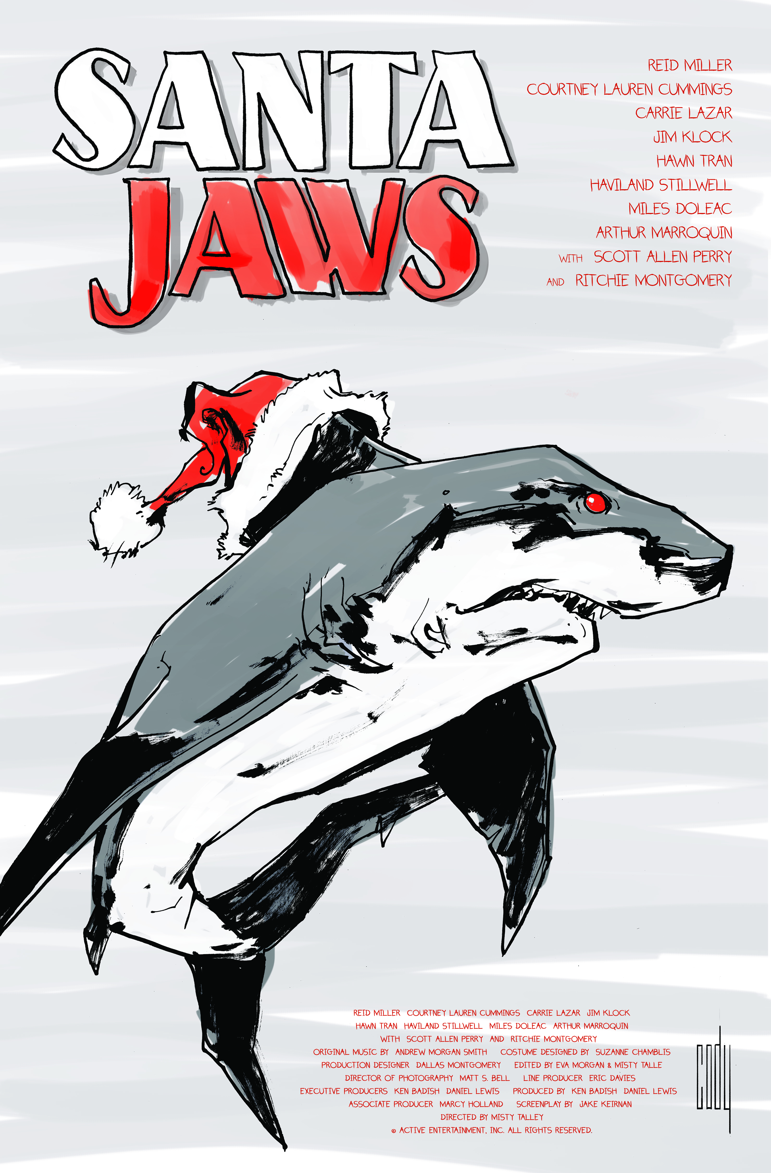 Santa Jaws hd on soap2day