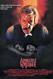 Apprentice to Murder Poster