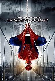 Hope Levy, Sam Riegel, and Joe Hernandez-Kolski in The Amazing Spider-Man 2 (2014)