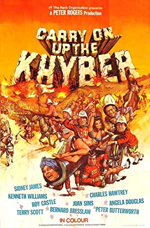 Where to stream Carry On Up the Khyber
