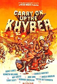 Primary photo for Carry On Up the Khyber
