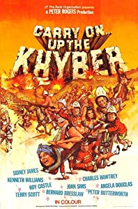 1080p movie clip downloads Carry On... Up the Khyber [720x480]
