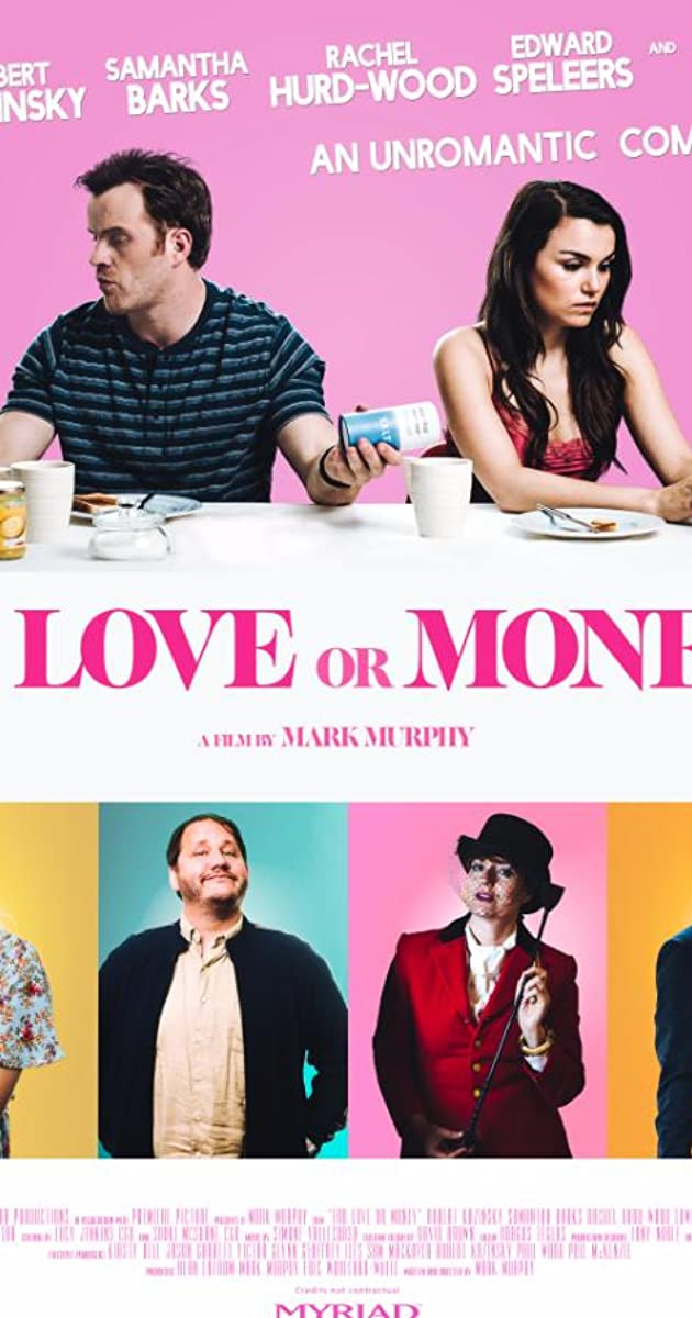 Subtitle of For Love or Money