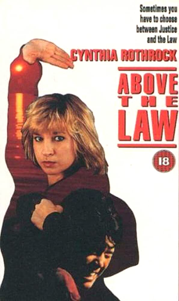 above the law movie 1986