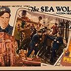 Milton Sills in The Sea Wolf (1930)