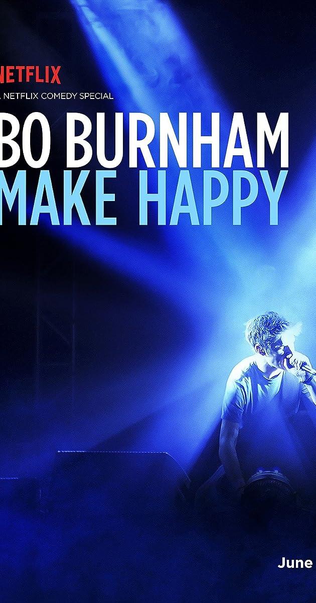 Subtitle of Bo Burnham: Make Happy