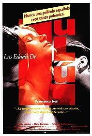 Francesca Neri in Las edades de Lulú (1990)