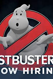 Ghostbusters VR: Now Hiring Poster
