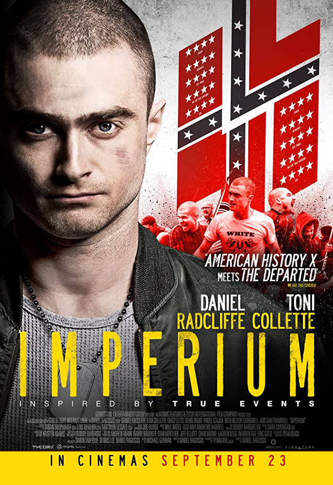 Imperium (2016) Hindi Dubbed
