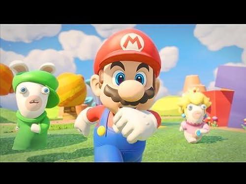 Mario + Rabbids Kindgom Battle (VG)