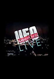 UFO Cover-Up?: Live! Poster