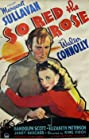 So Red the Rose (1935) Poster