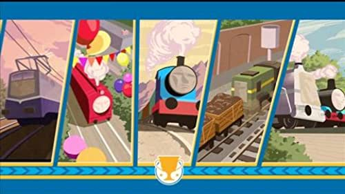 Trailer for Thomas & Friends: The Great Race