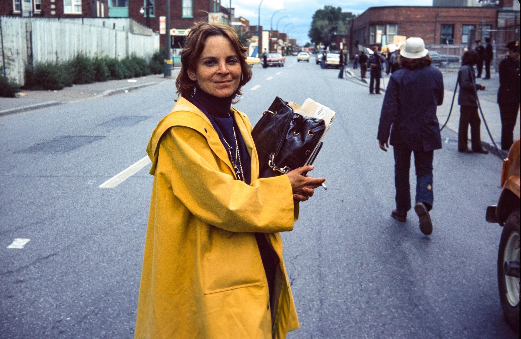 Louise Ranger in Bingo (1974)