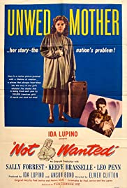 Not Wanted(1949) Poster - Movie Forum, Cast, Reviews