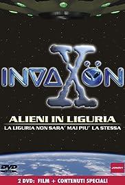 InvaXon - Alieni in Liguria Poster