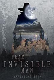 Fear the Invisible Man Poster