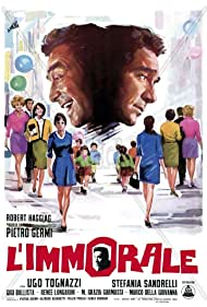 Ugo Tognazzi in L'immorale (1967)
