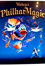 Mickey's PhilharMagic (2003) Poster - Movie Forum, Cast, Reviews